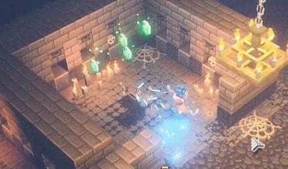 Minecraft Dungeons | Emeraudes – Comment obtenir de l'argent rapidement