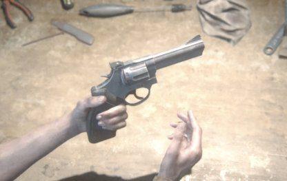 Revolver Guide – Mises à niveau et emplacement  – The Last Of Us 2