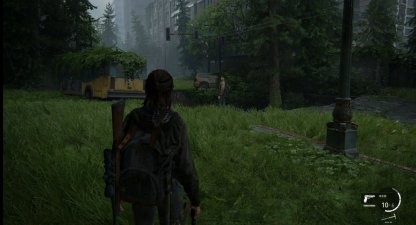Road to the Aquarium – Seattle Day 3 (Ellie) Chapter Story Procédure pas à pas  – The Last Of Us 2