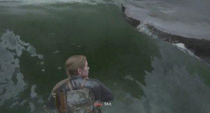 Ne tombez pas dans l'eau