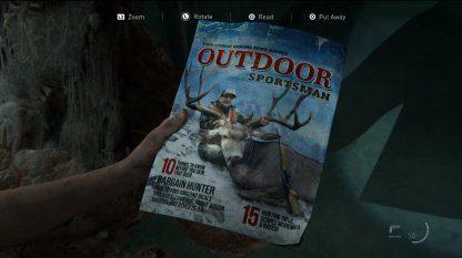 Tous les manuels de formation – Emplacement et liste  – The Last Of Us 2