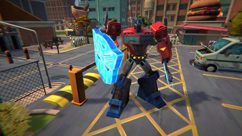 Transformers: Battlegrounds annoncés pour PS4, Xbox One, Nintendo Switch et PC