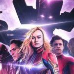 Un fanart fait face au capitaine Marvel et Galactus