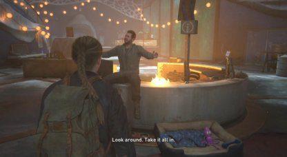 Visite d'hiver – Seattle Day 1 (Abby) Procédure pas à pas  – The Last Of Us 2