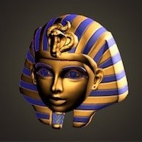 Masque King Tut