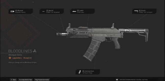 【Warzone】 Plan de fusil de chasse Bloodlines – Statistiques et comment l'obtenir 【Call of Duty Modern Warfare】 – JeuxPourTous