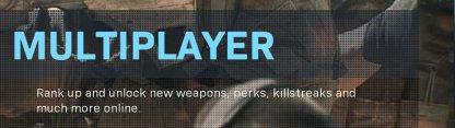 Playlist de Modern Warfare