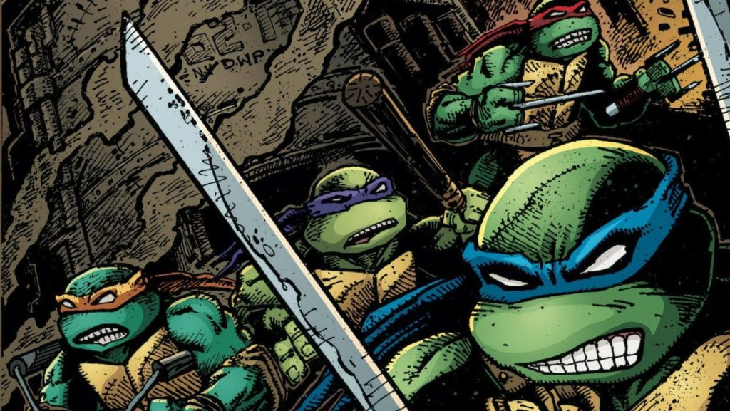 Teenage Mutant Ninja Turtles: Seth Rogen produira un redémarrage animé