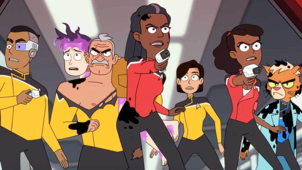 Star Trek: Lower Decks a une date de sortie