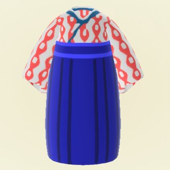 Kimono du début du XXe siècle