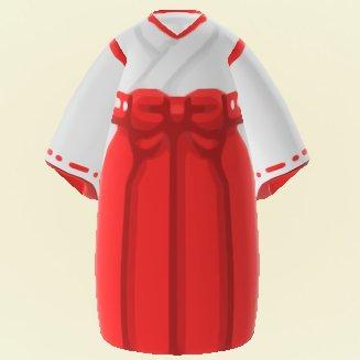 Shrine Maiden Dress
