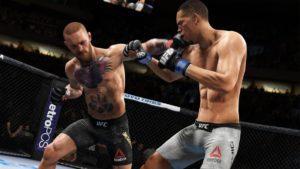 UFC 4 semble divulgué dans le Microsoft Store