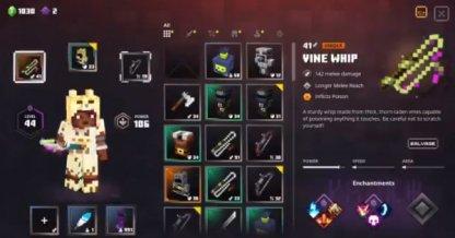Jungle Awakens - Nouveaux équipements et objets