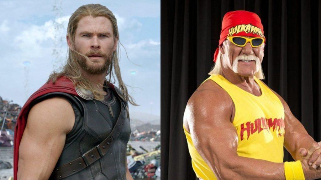 Chris Hemsworth deviendra plus fort que Thor pour jouer Hulk Hogan dans son biopic