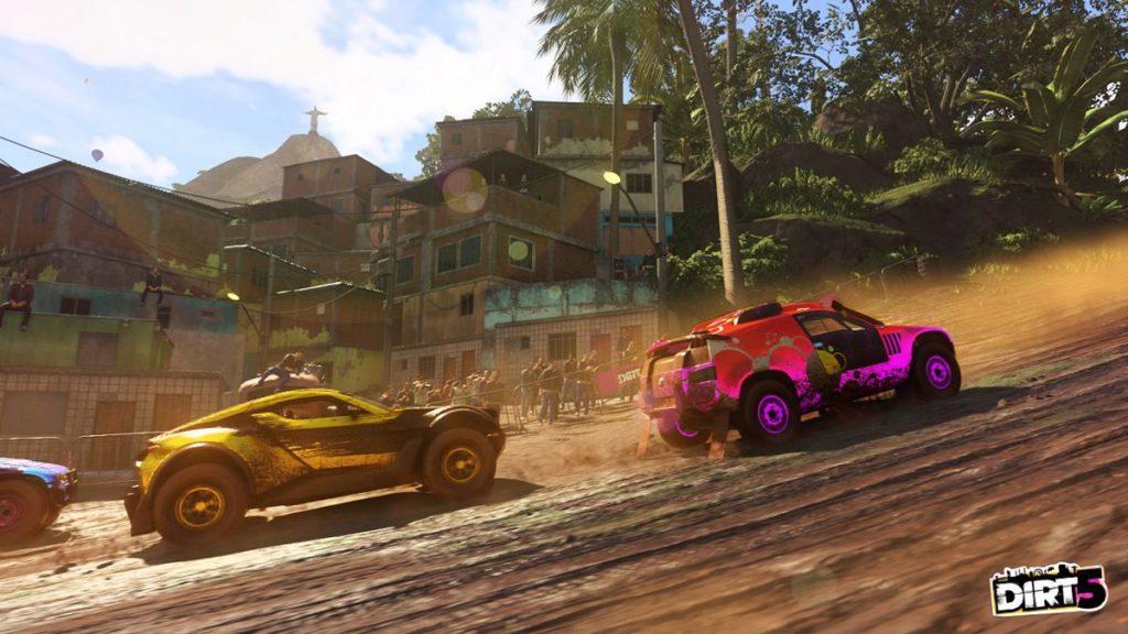 DiRT 5 aura une mise à jour gratuite vers la version PS5