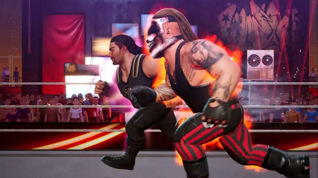 WWE 2K Battlegrounds a une date de sortie et de nouveaux détails