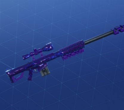 SHARD BREAK Wrap - Fusil de sniper