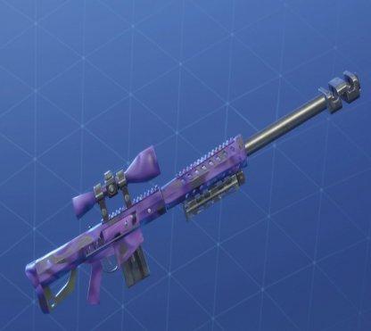 STORM Wrap - Fusil de sniper