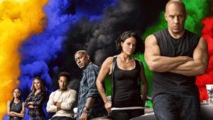 Ludacris laisse entendre que Fast & Furious 9 aurait des scènes dans l'espace
