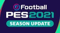 eFootball PES 2021 est filtré comme une mise à jour et non comme un nouveau jeu