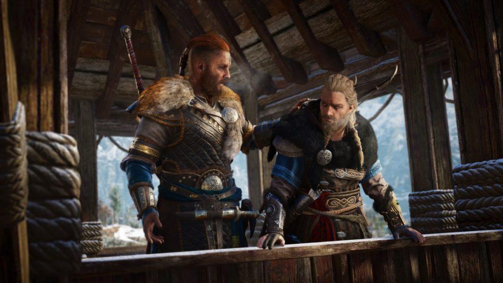 Premières impressions d'Assassin & # 039; s Creed Vallhala – Ubisoft Forward 2020