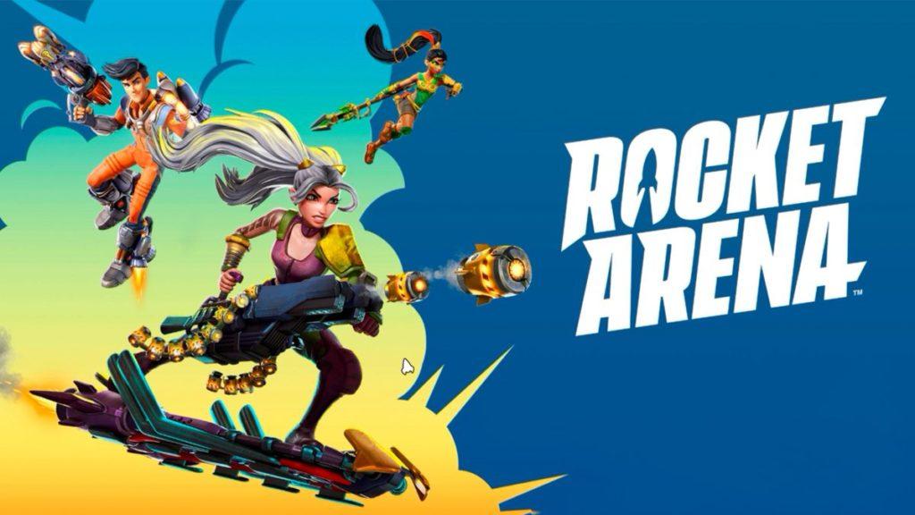 Critique de Rocket Arena pour PS4, Xbox One et PC