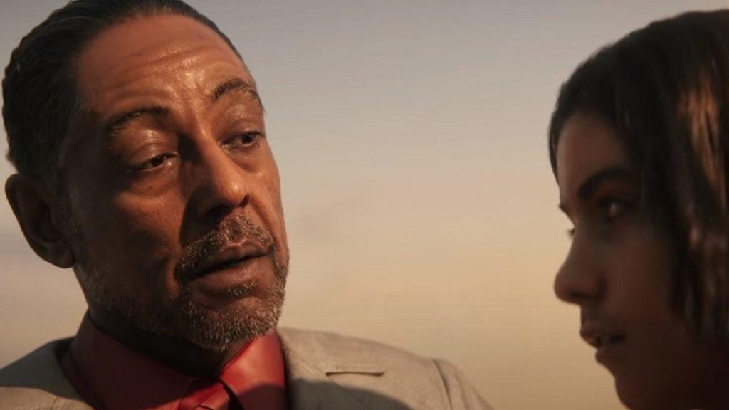 Giancarlo Esposito parle de son rôle de méchant dans Far Cry 6