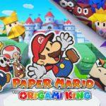 Test de Paper Mario: The Origami King pour Nintendo Switch