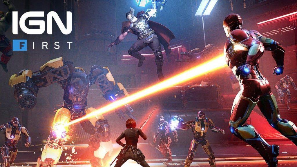 La bêta de Marvel & # 039; Avengers a une date et annonce un nouveau streaming – IGN First