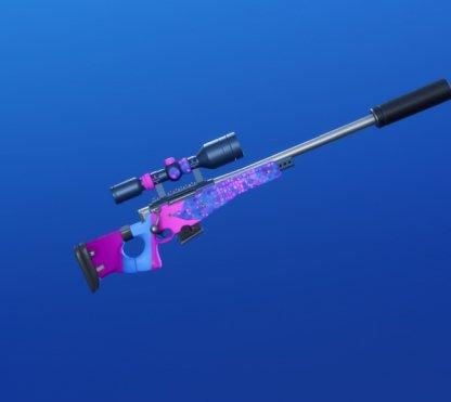 Wrap MANIC MOSAIC - Fusil de sniper