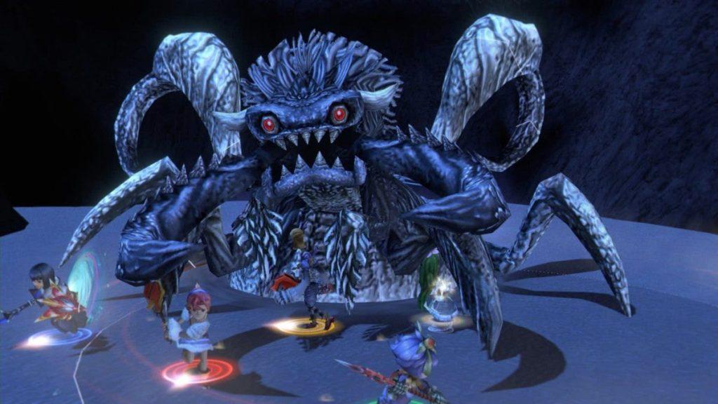 Final Fantasy Crystal Chronicles Remastered n'aura pas de mode multijoueur local