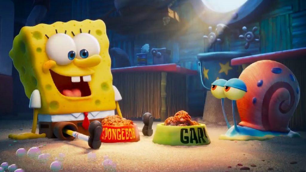 SpongeBob: A Hero To The Rescue sera présenté en première directement sur Netflix