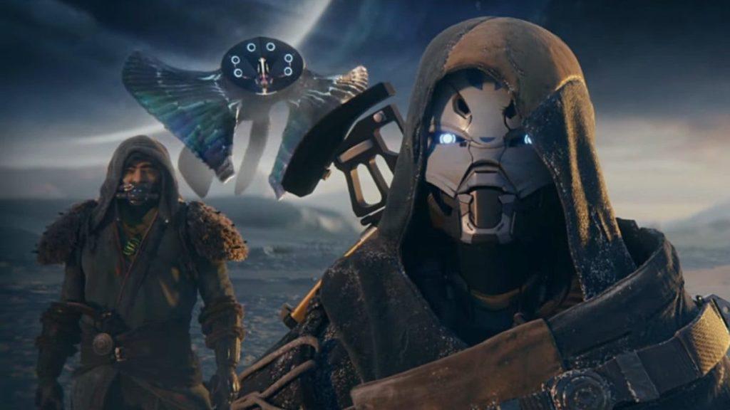 Destiny 2: Beyond Light retardé jusqu'en novembre