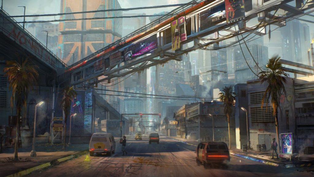Cyberpunk 2077 sera une référence pour l'industrie, tout comme The Witcher 3, selon son level designer