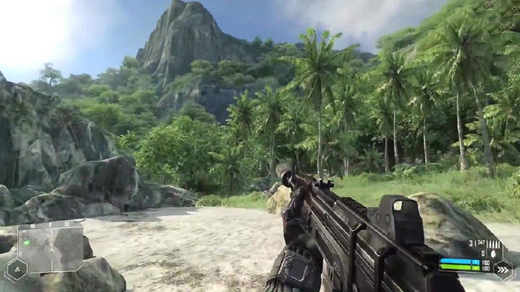 Crytek montre comment Crysis Remastered est possible sur Nintendo Switch