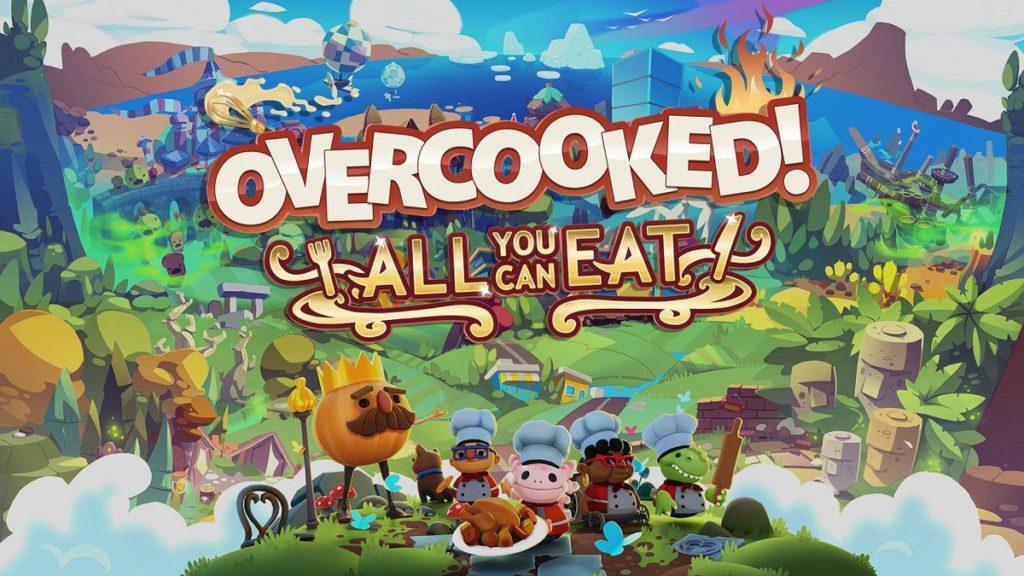 Team17 annonce Overcooked! Tout ce que vous pouvez manger pour PS5 et Xbox Series X