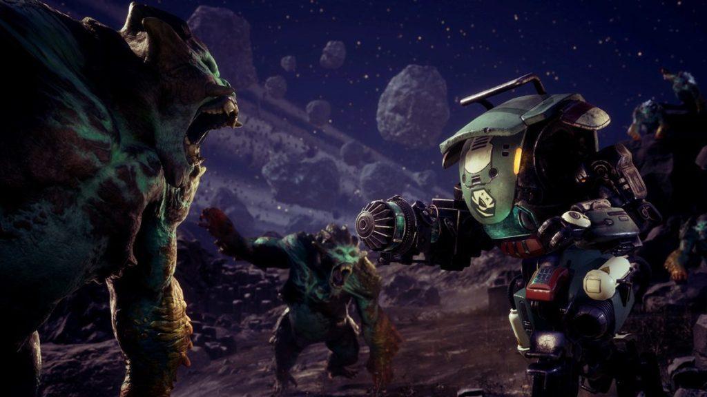 Obsidian anticipe le contenu téléchargeable de l'histoire pour The Outer Worlds