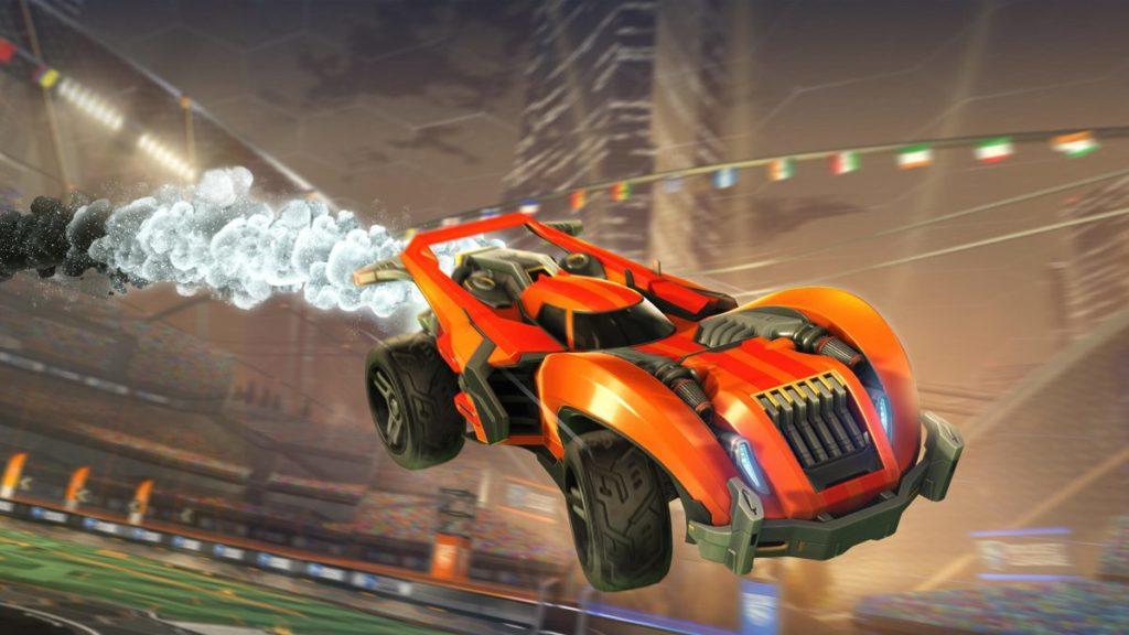 Rocket League deviendra free-to-play cet été