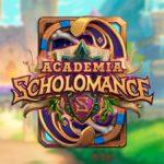 Hearthstone: Présentation d'une carte Académie Scholomance exclusive