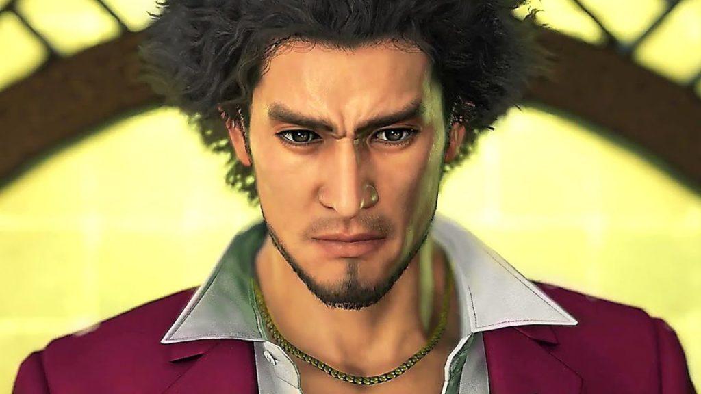 Yakuza: Like a Dragon aura une version pour PS5 et doublage en anglais