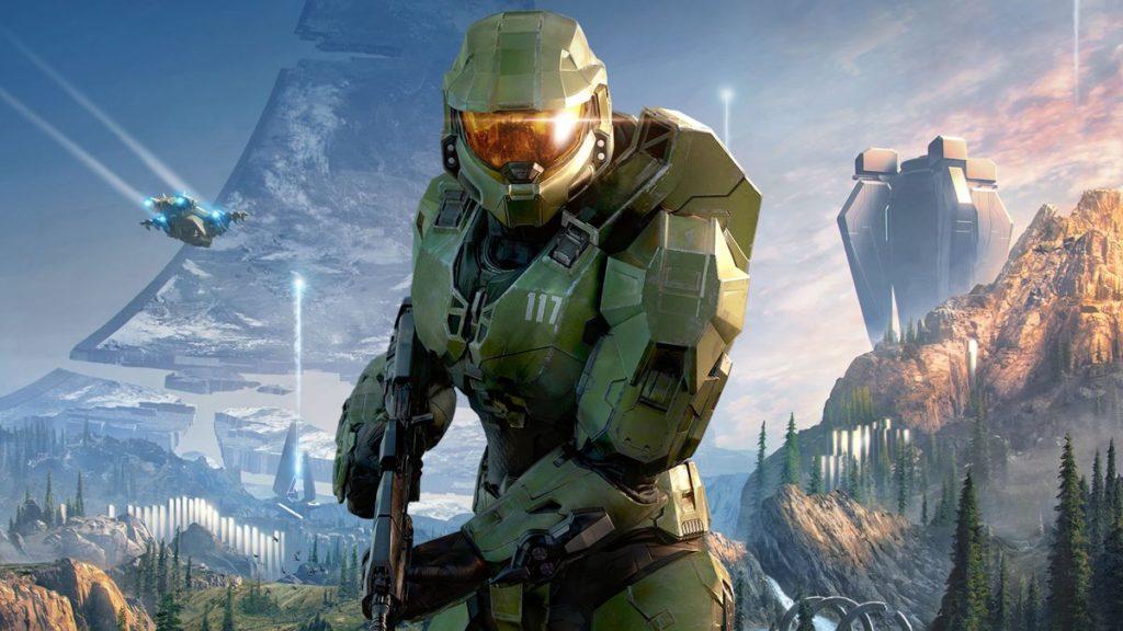 Halo Infinite révèle sa couverture spectaculaire avec un clin d'œil au premier Halo