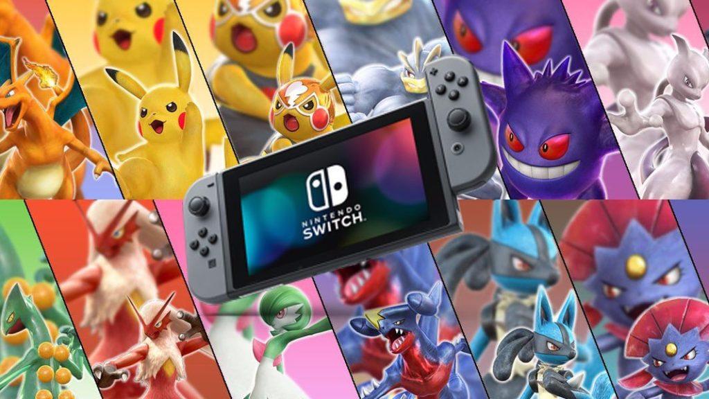 Pokkén Tournament DX sera gratuit sur Nintendo Switch pendant quelques jours