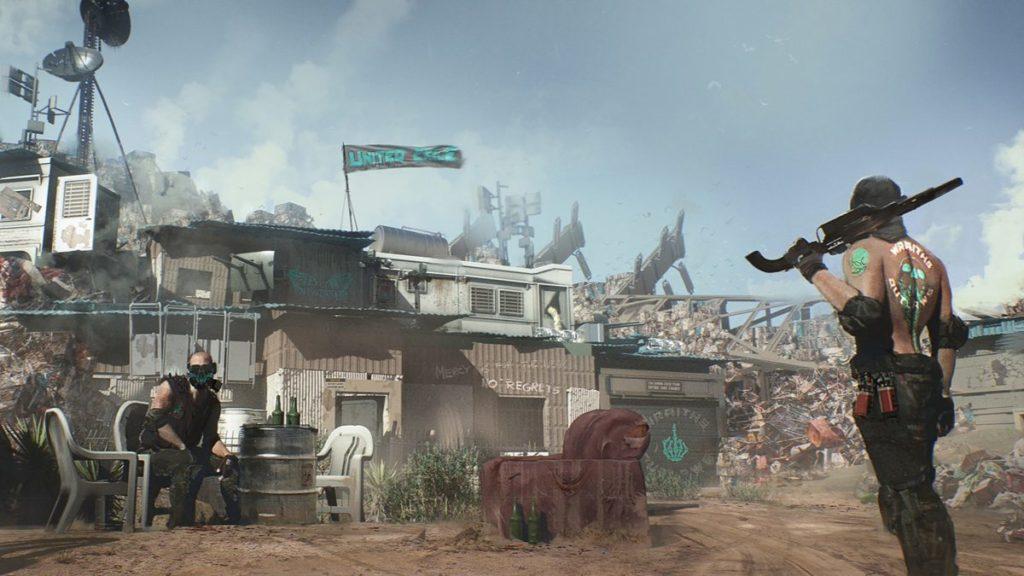 Cyberpunk 2077 nous montre ce que c'est à la périphérie de Night City