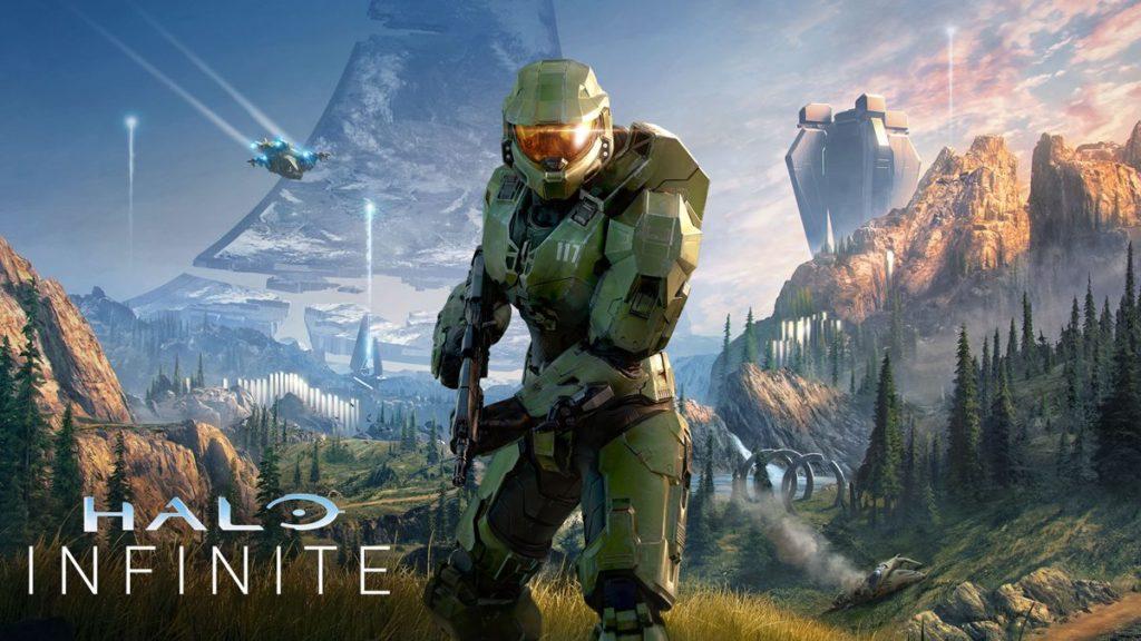 C'est le monde ouvert de Halo Infinite