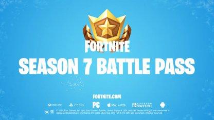 Passe de combat de la saison 7 de Fortnite