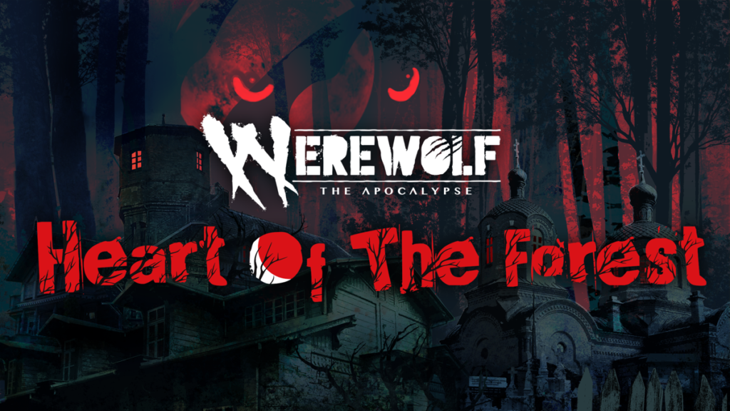 Impressions from Werewolf: the Apocalypse – Heart of the Forest pour PC