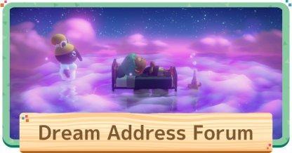 Forum d'échange d'adresses de rêve