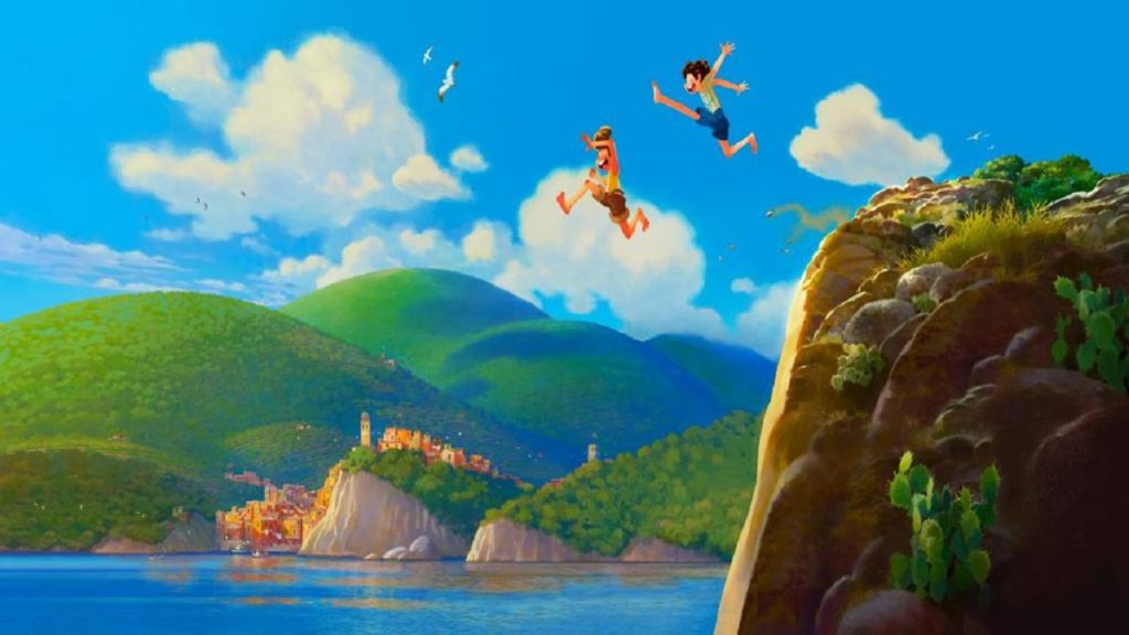 Pixar annonce Luca, un nouveau film d'animation pour 2021