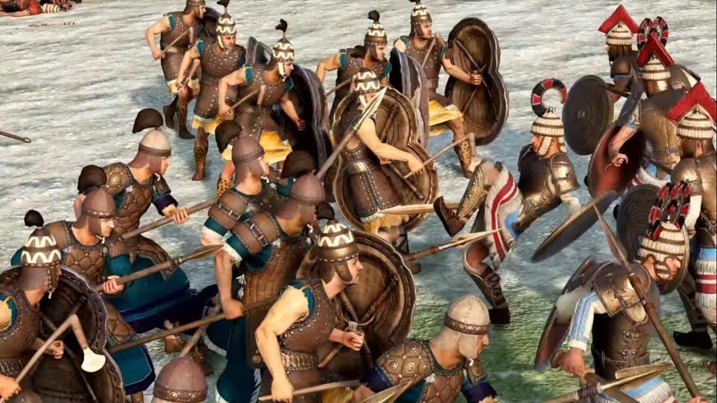 A Total War Saga: TROY présente la campagne Menelaus et révèle de nouveaux détails