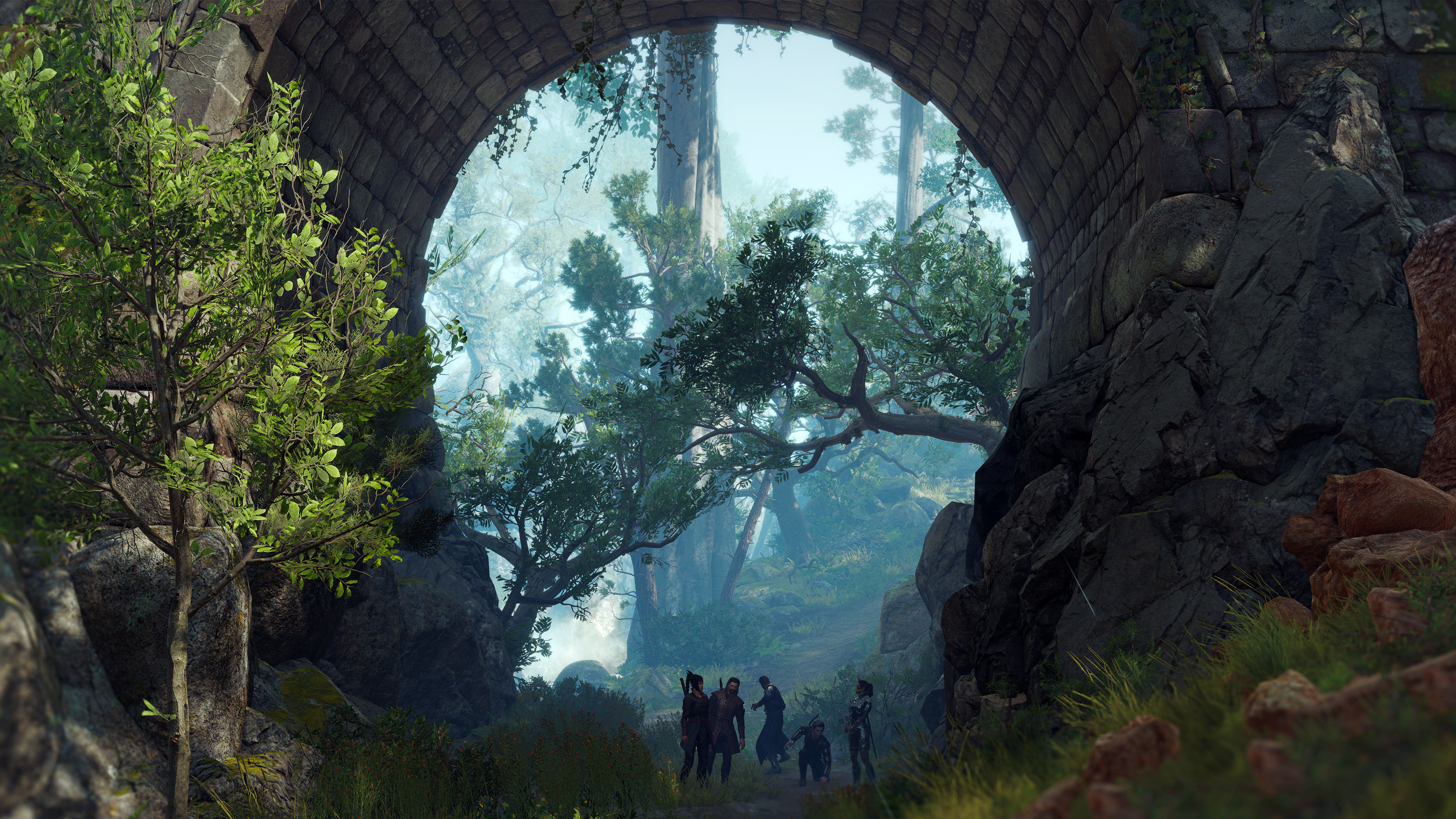 Captures d'écran du gameplay de Baldur's Gate 3